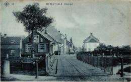 Herentals    1 CP  Hikstraat    Afspanning     1910 - Herentals