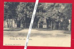 Entrée Du Parc De PRESLES  -   NELS  Sie 18 N° 49 - Aiseau-Presles