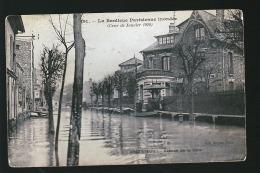 ARGENTEUIL  INONDATIONS - Argenteuil