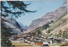 Savoie :   VAL  D '  ISERE   : Vue  196? - Val D'Isere