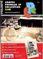 Revue - CPC N° 249 - La Carte  Postale - Les Arbres Remarquables - Hunyadi Janos - Orens - Théâtre (3) - Français
