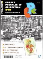 Revue - CPC N° 248 - Manufrance - Le Charmeur D'oiseaux - Le Manneken Pis - Orens - Théâtre (2) - Français