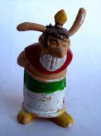 FIGURINE ASTERIX PUBLICITAIRE HUILOR GOTH TAILLE FINE FIN Type 1 1967 (1) - Asterix & Obelix