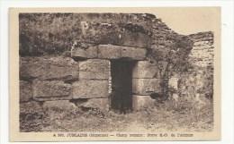 53 * JUBLAINS *  LE CAMP ROMAIN - PORTE SUD-OUEST DE L'ATRIUM - ED. JACOL - France
