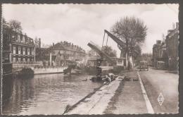 71 - MONTCEAU LES MINES -Le Pont Levant--cpsm Pf - Montceau Les Mines