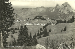 Nº02120 KURORT STOOS 1300 M. ü. M. - Suisse