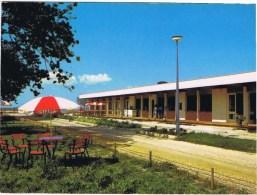 Cpm BASSIN D ARCACHON  Cassy (33 Gironde) Le Roumingue (pub Sur Le Parasol Stella ) - Arcachon