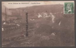 71 - LE CREUSOT- Usines -Partie Nord - Le Creusot