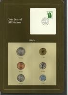 JAPAN  - Uncirculated Set Of 6 Coins - 1 Yen To 500 Yen - Japón