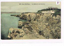 CPA (06 ) ANTIBES-  La Batterie De Graillon (019) - Cap D'Antibes - La Garoupe