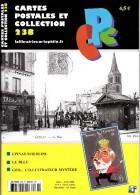 Revue - CPC N° 238 - Epinay Sur Seine - Le Bleu - Géo ... L'illustrateur Mystère - Français
