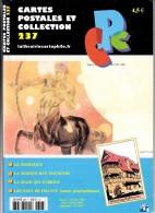 Revue - CPC N° 237 - Le Zodiaque - La Maison Des Tanneurs - La Main Qui étreint - Les Pays De France (carte Gépgraphique - Français