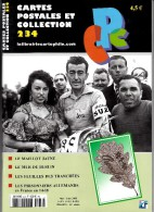 Revue - CPC N° 234 - Maillot Jaune (tour De France) - Mur De Berlin - Feuilles Des Tranchées - Prisonniers Allemands - French