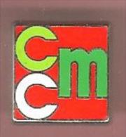 43881- Pin's-CCM.. - Marques