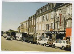 CPM - 46 - SOUILLAC - Boulevard Louis-Jean Malvy - ( Voitures 4 L , 2 CV Fourgonnette Etc... ) - Souillac