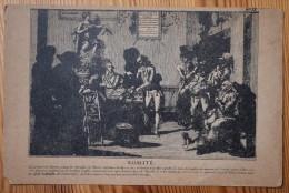 Bon De Commande Société De Combustibles - Rue Lafayette - D'après Gravure - Commune De Paris 1793  - (n°4004) - Arrondissement: 06