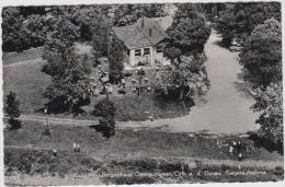 AK - Orth An Der Donau - Ufer Gasthaus Georg Humer - Fliegeraufnahme  1950 - Gänserndorf