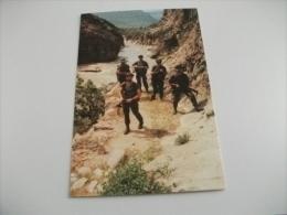 OPERAZIONE AIRONE IRAK SETTENTRIONALE 1991 SULLE RIVE DEL TIGRI - Manovre