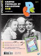 Revue - CPC N° 228 - Sur Les Pas De Victor Hugo - Bendor, L'île De Paul Ricard - Cartes Patriotiques Se Font Grivoises - Français