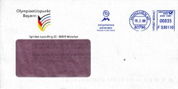 OLYMPISCHE SPIELE-OLYMPIC GAMES, Germany, 2008, BLUE METER !! - Other