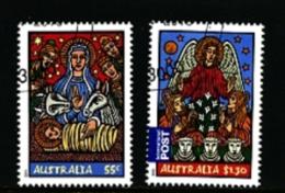 AUSTRALIA - 2010  CHRISTMAS  INTERNATIONAL  SET  FINE USED - 2010-... Elizabeth II