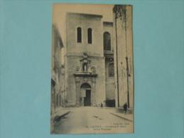 CASTRES - Cathédrale ST BENOIT, Entrée Principale - Castres