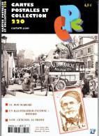 Revue - CPC N° 220 - Au Bon Marché  - Un Illustrateur Inconnu : Rostro - 14/18 : Guignol Au Front - Français