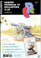 Revue - CPC N° 218 - 14/18 Artillerie - Osceola, Chef Séminole - Chemins De Compostelle - Affaire Harden (Homosexualité) - Français