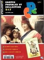 Revue - CPC N° 217 - Le Mont Saint Odile - L'entente Cordiale -14/18 : L'Alsace Lorraine - Français