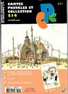 Revue - CPC N° 214 - Entrez à L'expo 1900 Par La Porte Monumentale - La Lune - De Curieuses Jumelles - Mille - Français