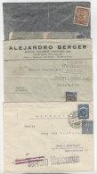 Lot Briefe Kolumbien nach Deutschland