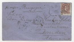 Argentinien Brief nach Deutschland