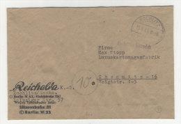 SBZ Geb�hr bezahlt Rochlitz 1945