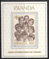 RWANDA 1979 - Année Internationale De L'enfant - BF Neuf // Mnh - Rwanda