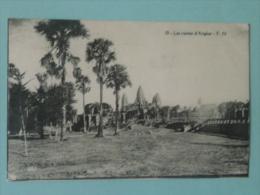 Les Ruines D'ANGKOR - Cambodge
