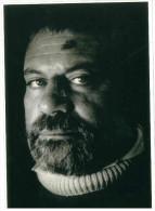 CARTOLINA ART UNLIMITED AMSTERDAM – OLIVER REED © ROBIN BARTON 1988 N° B 2201 STAMPATO IN OLANDA DIMENSIONI CM 10,5x15 C - Fotografia