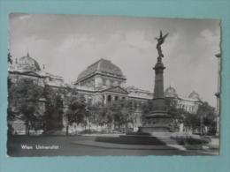 WIEN - Universitat - Vienne