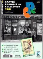 Revue - CPC N° 208 - La Voix De Son Maître, Le Photographe - Le Père Noël PTT 2002 - 14/18 Lens Et Les Mines Du Nord - Français
