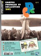 Revue - CPC N° 202 - Records De Distance En Avion - Yokohama -  14/18 Les Arbres - La Censure - Français