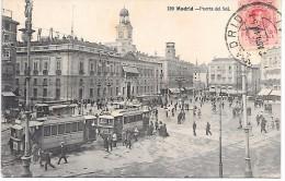ESPAGNE - MADRID - Puerto Del Sol - Espagne