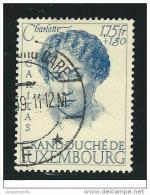 Luxemburg     Michel   338          O               Gebruikt  /  Cancelled  /  Gebraucht  /  Oblitéré - Luxembourg