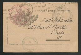 Carte F.M.  / Groupe Auto - Léger N° 1  *  609ème Compagnie / LYON Juin 1940 - WW II