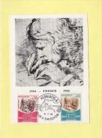 Monaco - UNESCO - N°700/01 - Maximumkaarten