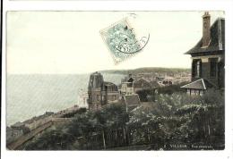 Cp, 14, Villers, Vue Générale, Voyagée - Villers Sur Mer