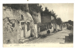 Cp, 37, Amboise, Les Troglodytes - Amboise