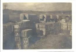 Photo - Guerre 1914-18 - 20e Escadron Du Train - Dépôt De Munitions à La Côte 252 - Verdun - 2 Mars 1916 - Guerre, Militaire