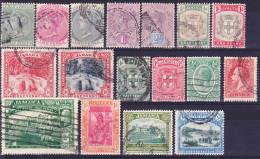 2015-0271 Lot Jamaica Used O - Jamaïque (...-1961)