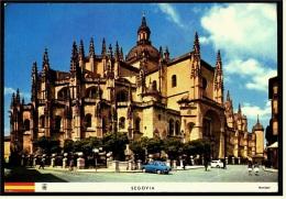 Segovia  -  Catedral / Dom  -  Ansichtskarte Ca.1980    (groß) - Segovia