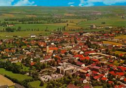 AK Pocking In Niederbayern Ndb. Bayern Deutschland Luftbild Luftaufnahme Stadt Bavaria Germany Allemagne Ansichtskarte - Pocking