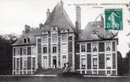 76 - YERVILLE - Chateau De Grémonville - Yerville